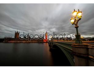 Фотообои «Биг Бен и здание парламента в Лондоне»