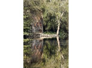 Фотообои «Водяная мельница»