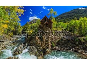 Фотообои «Кристаллический завод, Колорадо»