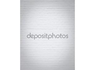 Фотообои «белый фон кирпичной стены»