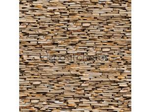 Фотообои «Бесшовная текстура коричневой поверхности Шифер камня.»