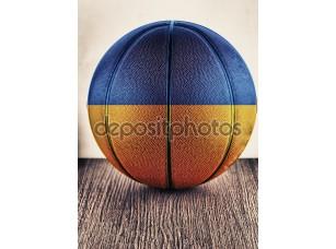 Фотообои «Баскетбол Украина»