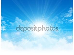 Фотообои «весенний свет»