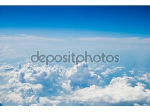 Фотообои «Взгляд неба воздуха»