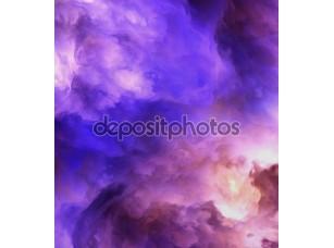 Фотообои «Абстрактный Бытие облака живопись»