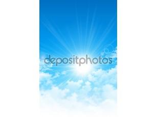 Фотообои «Весенний восход солнца»