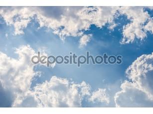 Фотообои «Clound света небо»