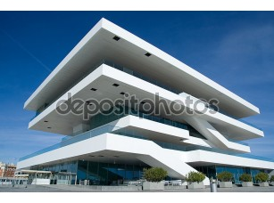 Фотообои «Валенсия здание»