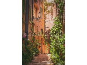 Фотообои «Улочка города Сиена»