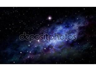 Фотообои «звездное»