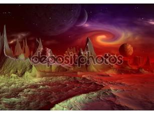 Фотообои «Андара чужой планете часть 2»