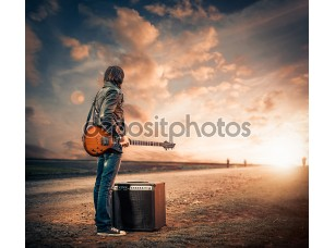 Фотообои «Road to horizon»
