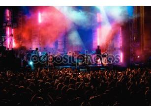 Фотообои «Concert»