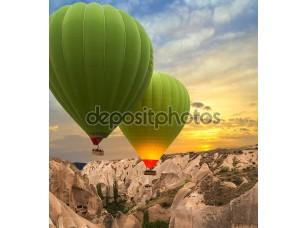 Фотообои «воздушные шары в Каппадокии, Турция»