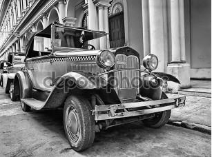 Фотообои «Vintage cars»