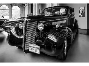 Фотообои «автомобиль buick хотрод бизнес v8 купе»
