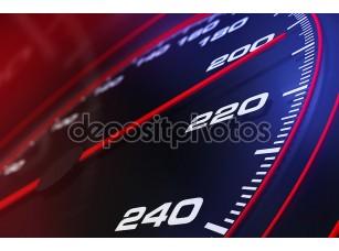 Фотообои «Speedometer0002»