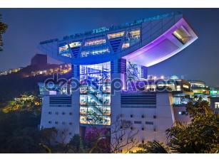 Фотообои «Thea пик Гонконг»