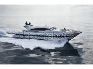 Фотообои «Италия, Тоскана, Текномар бархат 100 роскошных яхт»