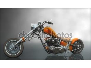 Фотообои «велосипедная иллюстрация»