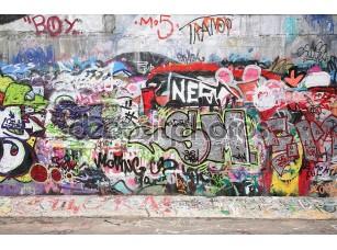 Фотообои «Граффити города 2»