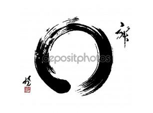Фотообои «Zen круг»
