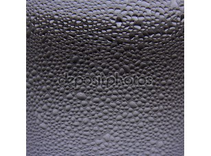 Фотообои «Water droplets on the glass with a colored background. Drops of water.»