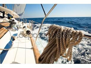 Фотообои «Sailing regatta.»