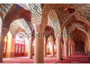 Фотообои «мечеть Насир аль Мульк, Шираз»