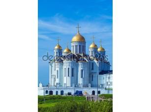 Фотообои «Успенский собор (1160) в Vladimir, Россия»
