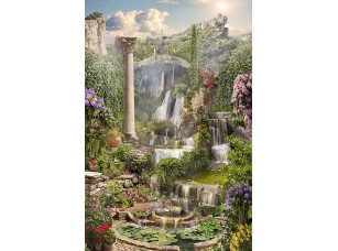 Фотообои «Вид на водопады»