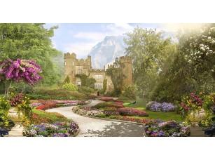 Фотообои «Дорога ведущая к замку»