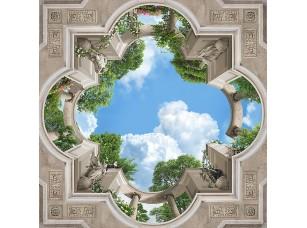 Фотообои «Вид на голубое небо»