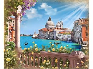 Фотообои «Венеция в солнечный день»