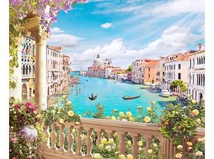 Фотообои «Венеция, вид с балкона»