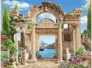 Фотообои «Античный портик»