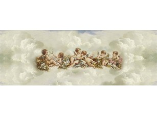 Фотообои «Ангелочки в небе»