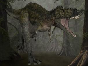 Фотообои «Alioramus - 3D динозавров»