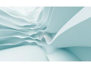 Фотообои «Абстрактная архитектура 3D фон»