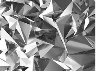 Фотообои «абстрактные кристалла аспект»