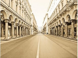 Фотообои «Via roma, Турин»