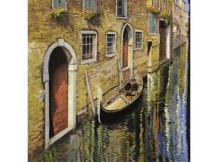 Фотообои «Венеция, лодочки в канале»
