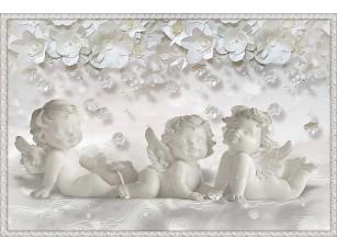 Фотообои «Милые ангелочки»