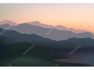Фотообои «горы»