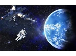 Фотообои «Выход в открытый космос»