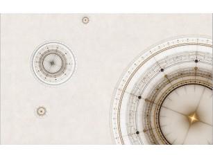 Фотообои «Абстракция из окружностей»