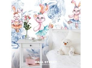 Фотопанно Rabbit room 21301