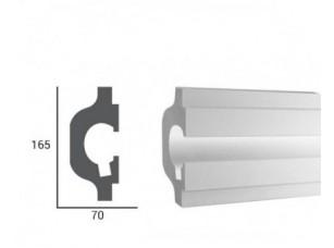 Карниз световой под подсветку Tesori KD119 из пенополистирола