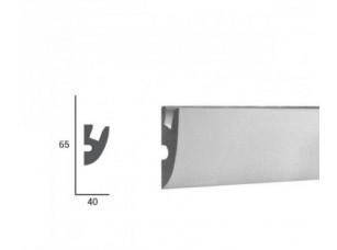 Карниз световой под подсветку Tesori KD303 из пенополистирола
