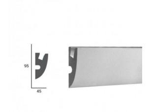 Карниз световой под подсветку Tesori KD304 из пенополистирола